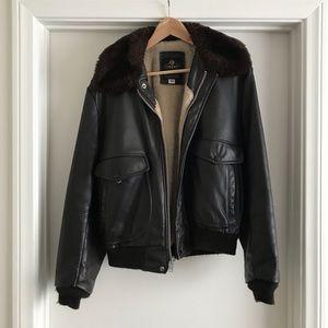 Original cooper G-1 flight jacket